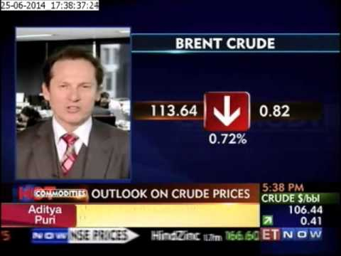Geopolitical impact on Oil Prices - MXT Global's Peter McGuire - Reuters TV - 24 Jun 2014
