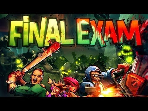 Final Exam GAMEPLAY