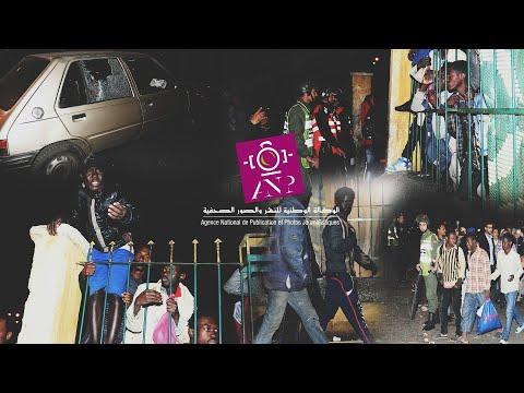 بالفيديو: القصة الكاملة لثورة مهاجرين أفارقة ضد شباب مغاربة