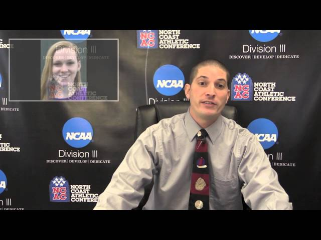"""This Week In The NCAC"" 4-1 -4"