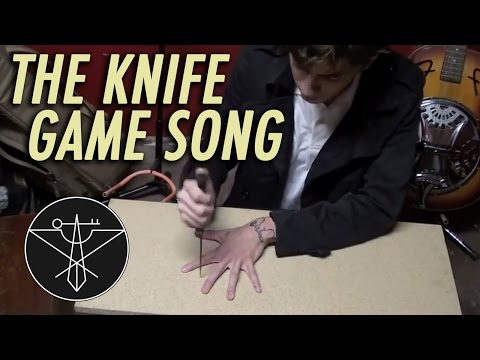 The Knife Game Song (Original Version) by Rusty Cage