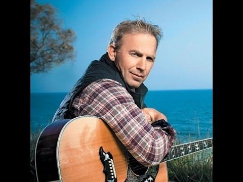 Kevin Costner talks on