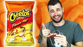 Irish People Taste Test Cheetos Recipes