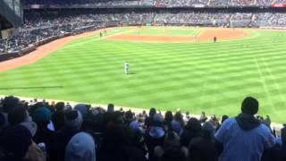 Yankees Opening Day Roll Call 4/5/16