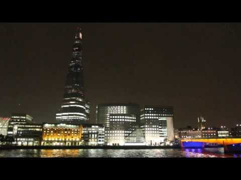 The Shard and South bank London