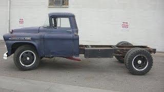 1959 Chevrolet Viking RARE TRUCK