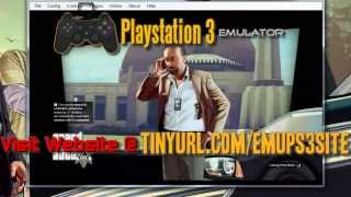 PS3 Emulator (Software + Download) Play GTA V On Your PC