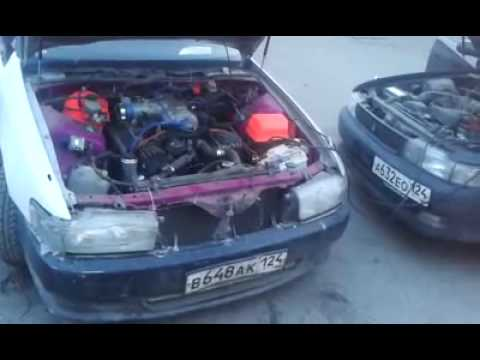 Toyota Cresta с двигателем 1UZ-FE
