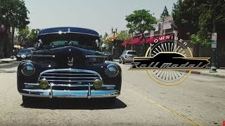 Rudy Campos & His 1946 Chevrolet Fleetmaster - Lowrider Roll Models Ep. 6. MotorTrend.