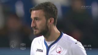 Sassuolo-Atalanta 0-3 - 22^ giornata - Serie A TIM 2017/2018 - Highlights