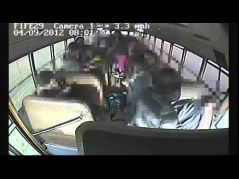7th Grader: Bus Driver Making 'Weird Noise'