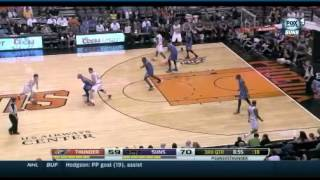 Phoenix Suns forward P.J. Tucker's 3-point barrage against the Oklahoma City Thunder