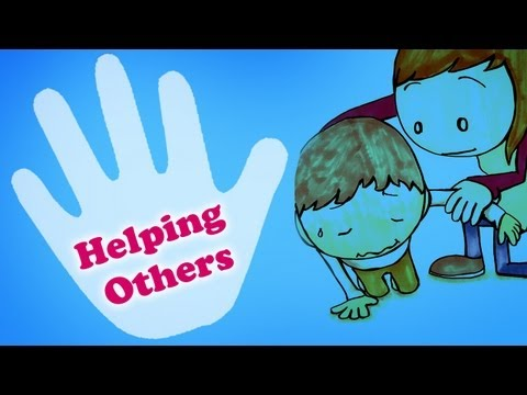 Kids Educational Videos - Helping Each Other