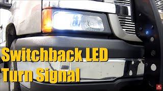 Switchback LED Turn Signal