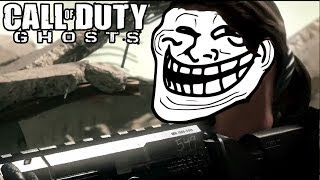 ANGRY GIRL GAMER (COD Ghost Trolling)