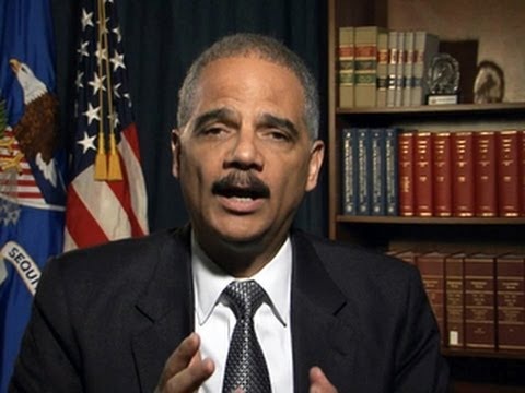 Eric Holder: No such thing as