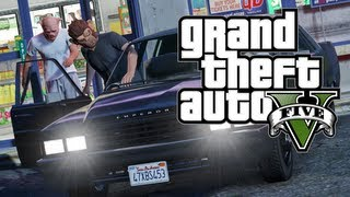 GTA V How To Successfully Rob A Convenience Store In