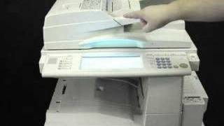 For Sale Ricoh Aficio 2045 Copier Fax Scanner Laser