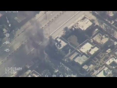Iraqi air force strikes al-Qaeda-linked militants in Anbar Province