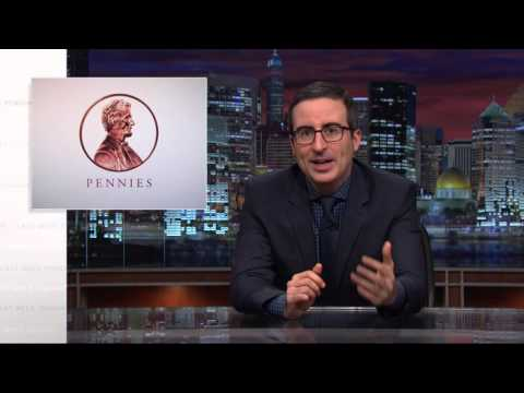 Last Week Tonight with John Oliver: Pennies (HBO)
