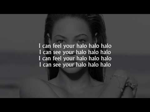 Beyoncé - Halo (lyrics) [HD] - YouTube