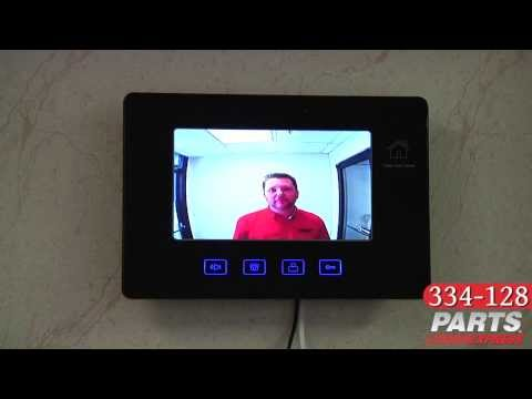 Talos Security VDPLCD7 Video Door Phone