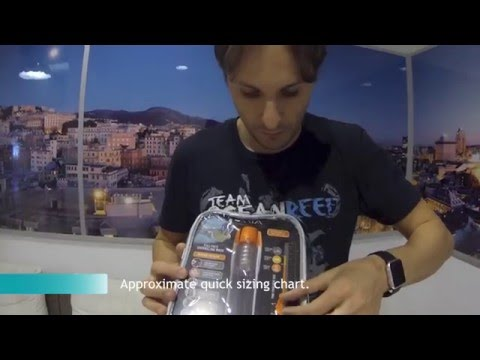 Ocean Reef Aria Full Face Snorkelling Mask
