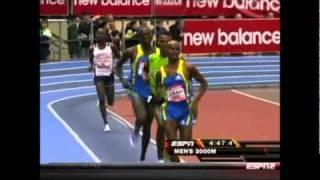 Dejen Gebremeskel vs. Mo Farah thrilling race