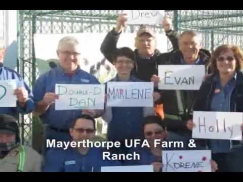 Big Valley Small Town Saturday Night Mayerthorpe AB.wmv