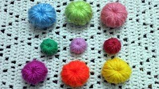 Como Tejer Un Botón En Tejido Crochet Tutorial Paso A Paso