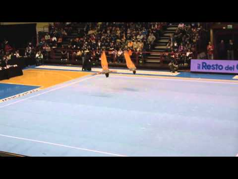 Acrobatic Gymnastics World Cup 2011 Russia 1, Men's Pair