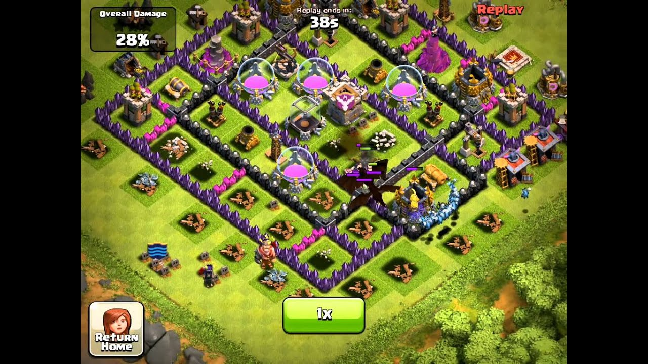 level 6 dragon clash of clans wwwimgkidcom the image