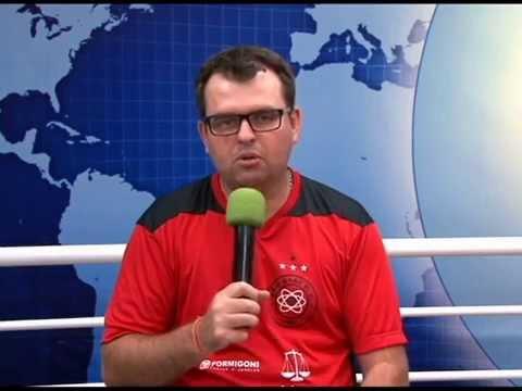 PROGRAMA ROLANDO A BOLA - CENTRAL TV e CWB TV (20/10/2014)