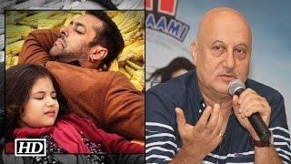 IANS - Bajrangi Bhaijaan Left Anupam Kher in Tears
