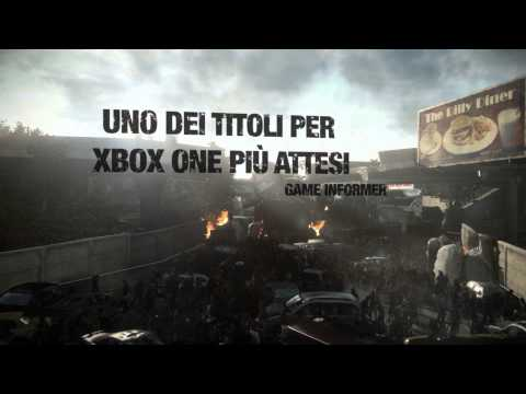 Dead Rising 3 Launch Trailer [PEGI 18] - Snowflakes