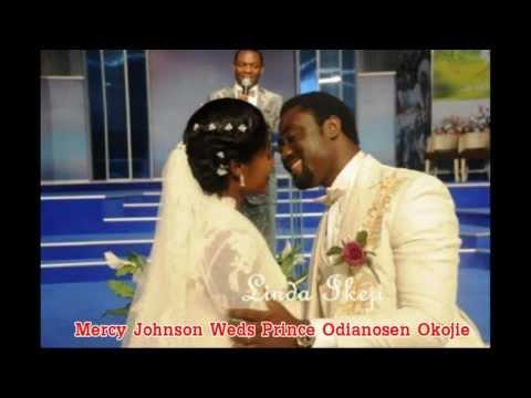 Mercy Johnson Wedding Video