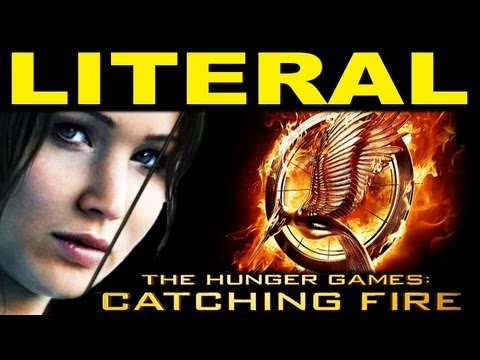 LITERAL The Hunger Games: Catching Fire Trailer, Get this on iTunes! - http://bit.ly/100kYkv FREE SHIPPING on shirts today & tmrw with code hungergames: (US) http://tobuscus.spreadshirt.com (EU) http://tobu...