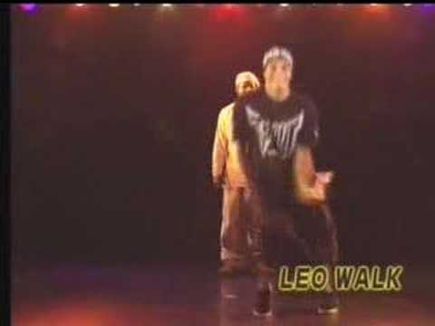 LEO WALK