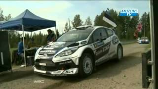 Vid�o WRC 2012 Finland Day 1 & 2 Highlights par Motors TV (2448 vues)