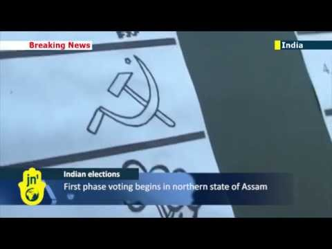 Indian elections: India kicks off world's biggest general election