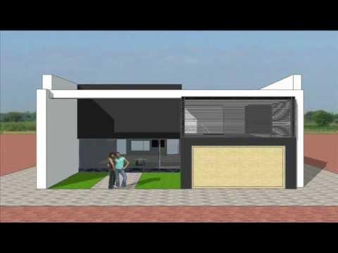Diseños de Fachadas de Casas