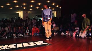 THE NOTORIOUS IBE 2013 Franky Dee Vs Paradox Hiphop