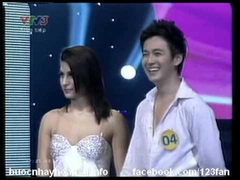 Bước nhảy hoàn vũ 2013 tuần 1 - Ngô Kiến Huy & Viktoriya (23/3/2013)