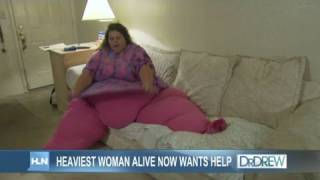 Heaviest Woman Alive Wants Help
