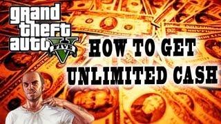 Grand Theft Auto V How To Get $999,999,999!!! [Generator