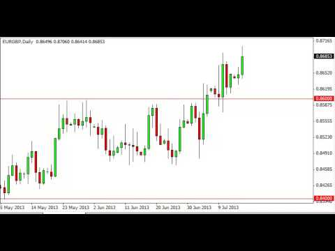 EUR/GBP Technical Analysis for July 17,2013 by FXEmpire.com