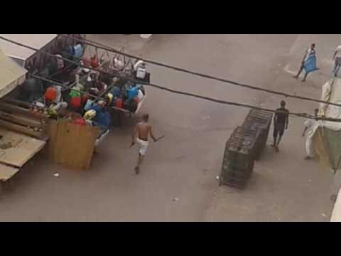 السيبة و السرقة بالعلالي بشوارع فاس السيوفة و الماء القاطع