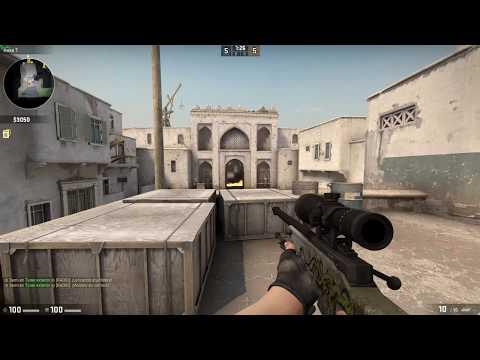 CS:GO Gameplay (Silver Elit)