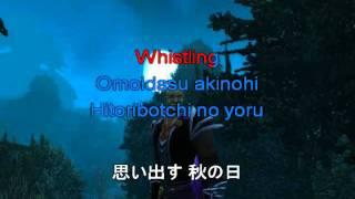 Sukiyaki Song (Ue O Muite ) KARAOKE