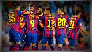 FC Barcelona We Will Be Back Stronger 2014/2015 HD